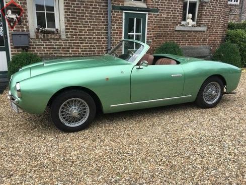 Alfa Romeo 1900 SSZ Zagato 1955