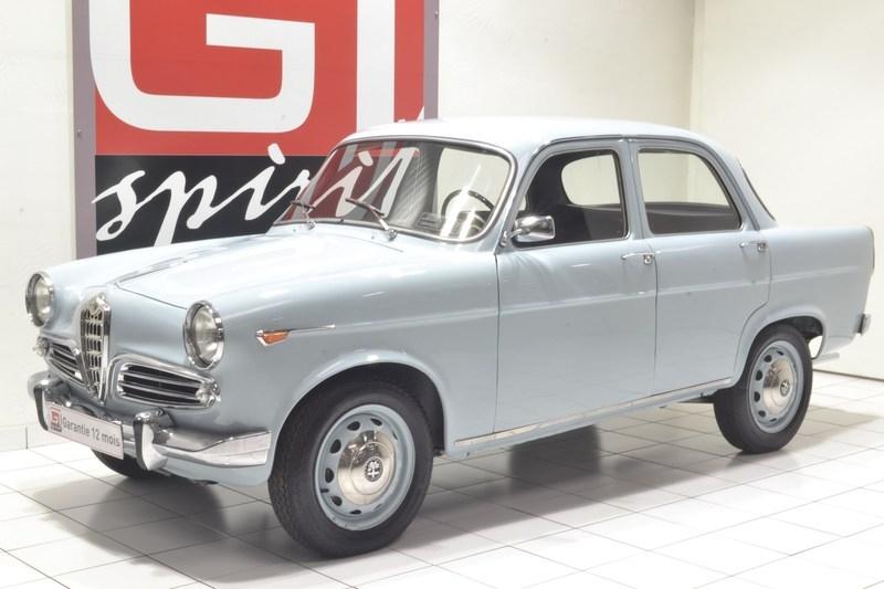 1960 alfa romeo giulietta is listed sold on classicdigest in la boisse by auto dealer for not - Alfa romeo giulietta 3 portes ...