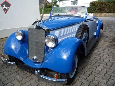 Mercedes-Benz 230 W143 / W153 1937