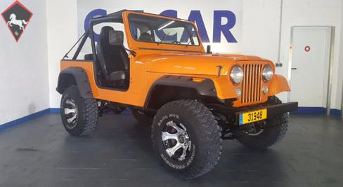Jeep CJ9 1980