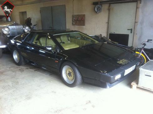 Lotus Esprit 1983