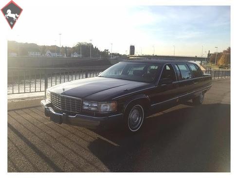Cadillac Fleetwood 1995