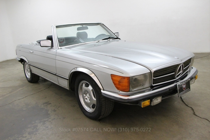 1985 mercedes benz 280sl w113 is listed sold on for Mercedes benz parts los angeles