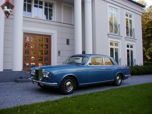 Rolls-Royce Silver Shadow 1970