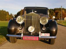 Rolls-Royce Silver Wraith 1948