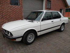 BMW 520 1982
