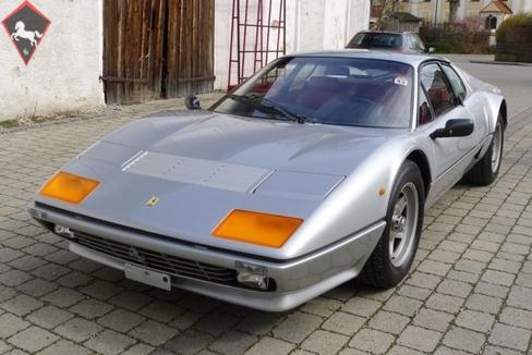 Ferrari 512 BB 1982