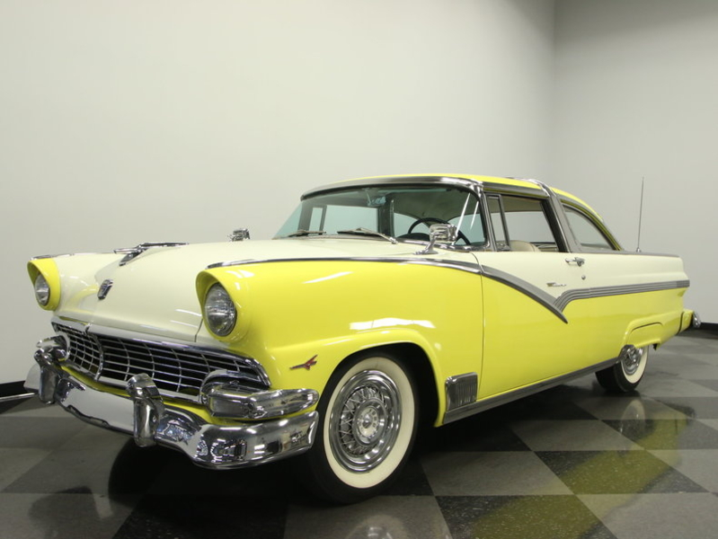 ford crown victoria 1956 till salu