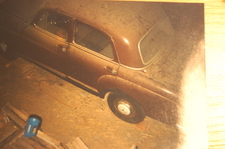 Barn Find Mercedes 190D Ponton