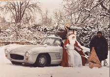 ClassicDigester,santa's300SL,gullwing
