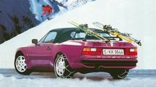 944 S2 Cabriolet  vs 80's crappy photoshop