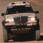 Mercedes w201 6x6 Paris Dakar
