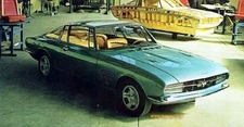 1965 Mustang Bertone Concept