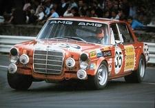 AMG Mercedes 300SEL 6.8 Rote Sau
