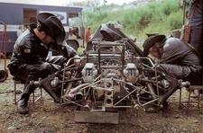 F1 Lotus field service