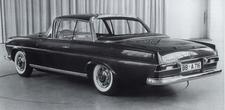 W111 w112 Landaulet concept