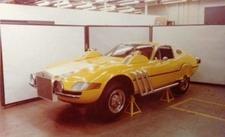 Ferrari Daytona re-design