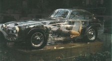 Pegaso Touring Transparent Plexiglass Body
