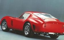 Ferrari 250GTO fake by Favre