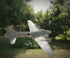 B17 Flying Fortress 1/72