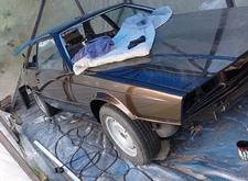 Maserati biturbo metallic brown