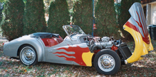 Triumph TR 3 V8