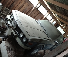 """""""Barn find"""" E9 Sharknose"""