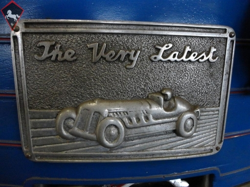 Automobilia & Miscellaneous 1930 - 1930