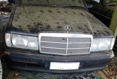 For sale Mercedes-Benz190 2.3-16