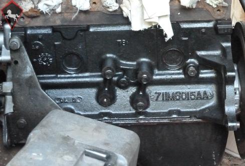 Engine 1968 - 1976