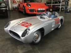 Mercedes 300SLR 0000