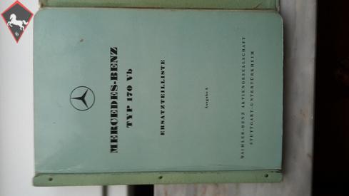 Automobilia & Miscellaneous 1952 - 1954