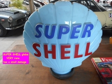 fuelpump globes Shell Super 0000