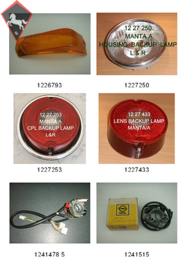 Classic Vehicles for Restoration 1957 - 1996